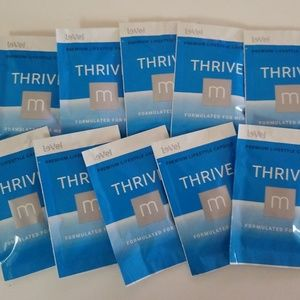Mens THRIVE Lifestyle Capsules 10 Packs
